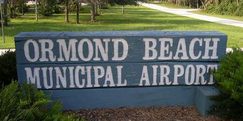 ormond beach municipal airport