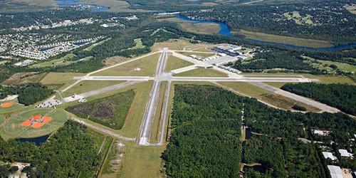KORM airfield