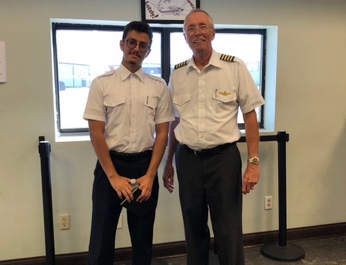 Faris Alshareef Of Saudi Arabia Completes First Solo